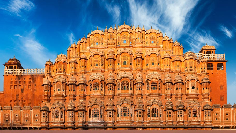 Palast der Winde Indien