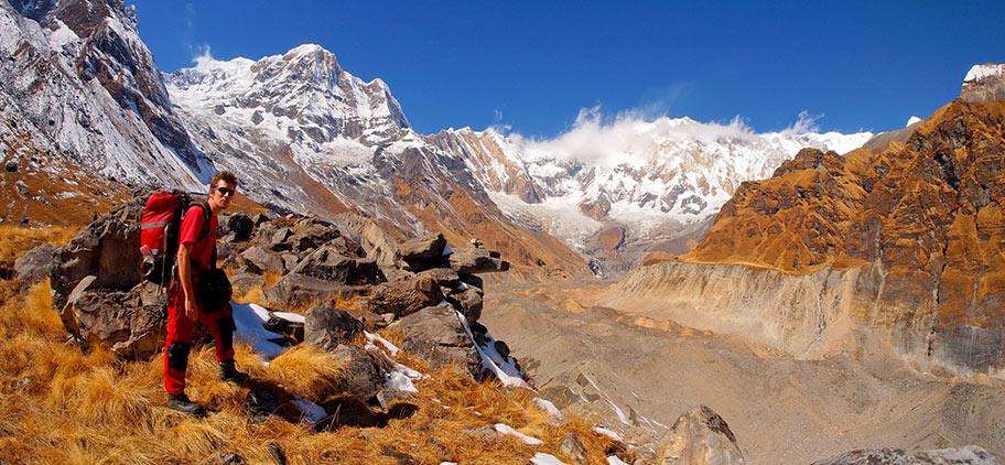 Nepal Trekking günstig buchen