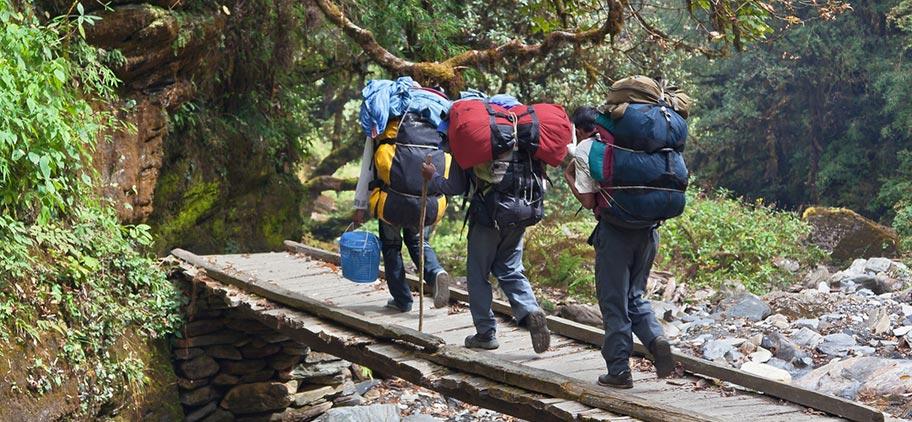 Wanderungen Nepal Reiseanbieter Schweiz