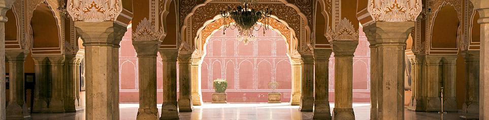 Indien Paläste